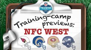 NFC West training-camp reports