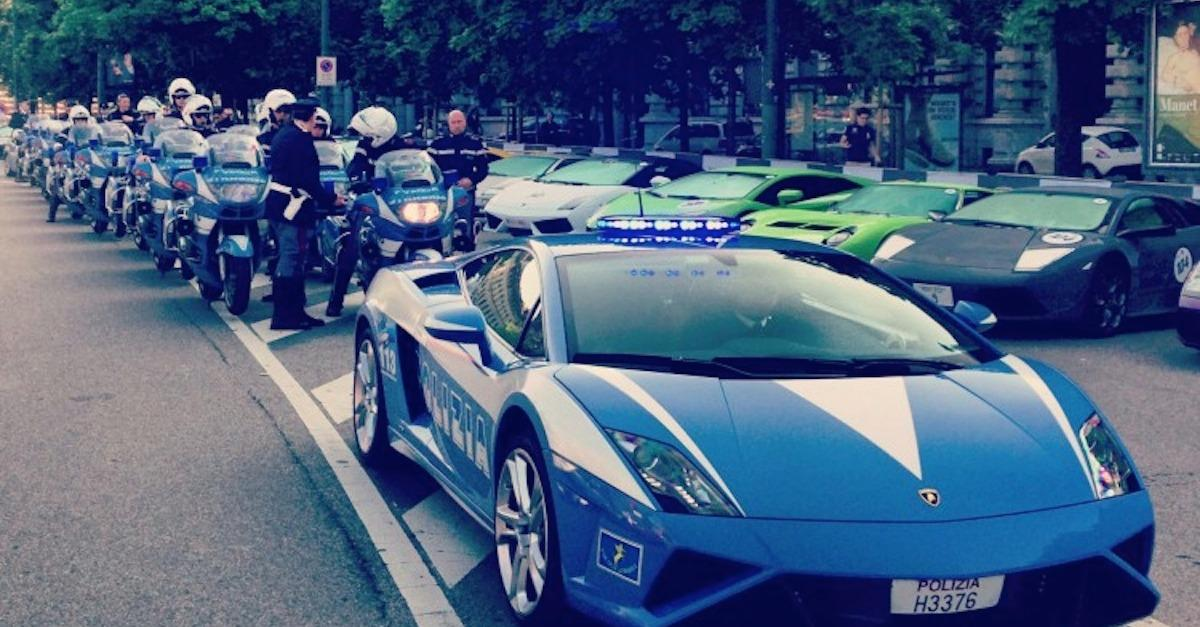 10 Tough Cop Cars You Won't Want to Mess With