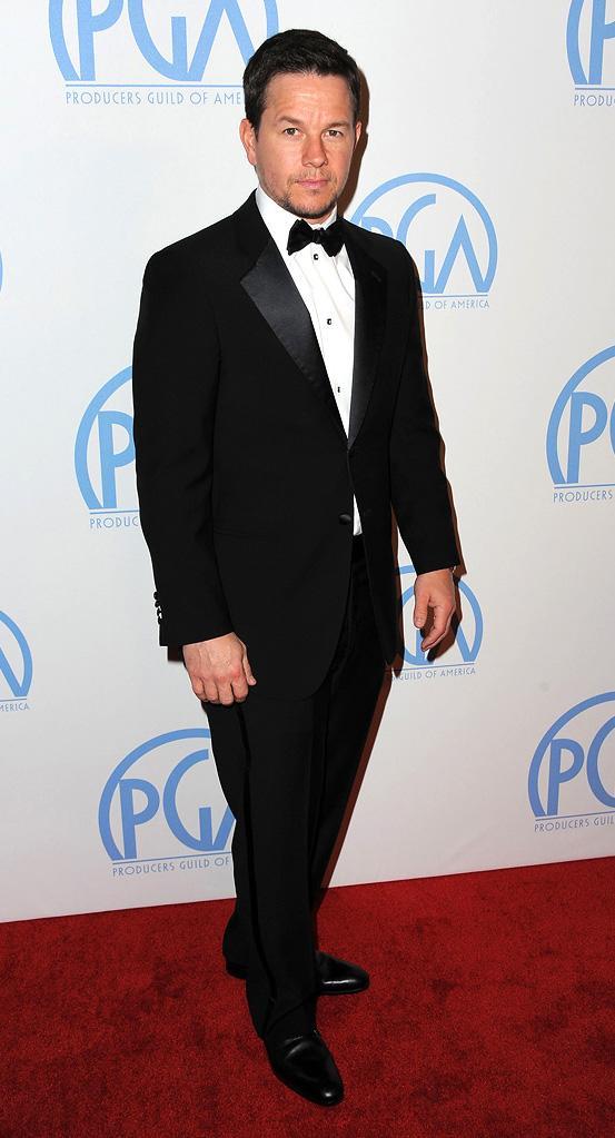 22nd Annual Producer's Guild Awards 2011 Mark Wahlberg