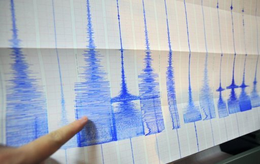 A 6.4-magnitude earthquake jolted the sea area off the east coast of Honshu, the main island of Japan,