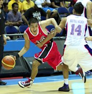 LA Tenorio is now with Ginebra. (PBA Images)