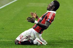 Muntari not giving up on Serie A title