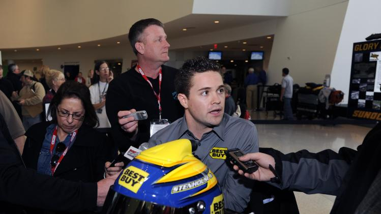 NASCAR Sprint Cup Series: Sprint Media Tour