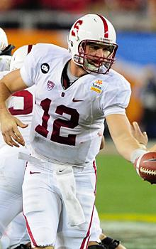 Giving up on Luck costs Stanford dearly