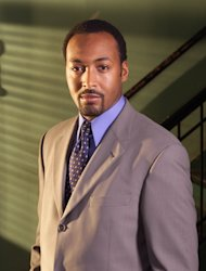Jesse L. Martin in &#39;Law & Order&#39;