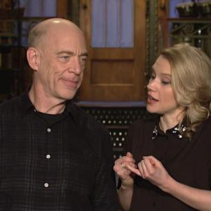 SNL Host J.K. Simmons' Super Bowl Picks