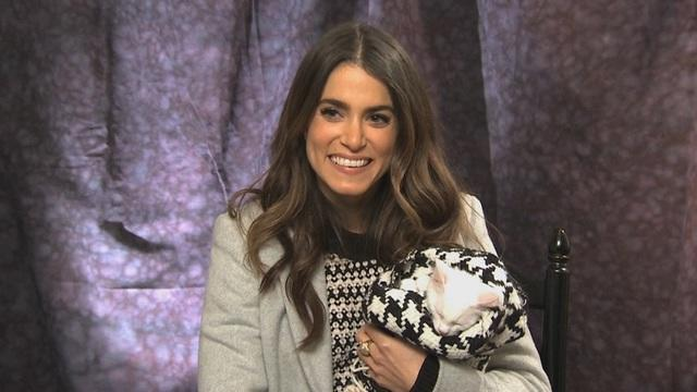 Nikki Reed Coyly Confirms Engagement to Ian Somerhalder