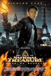 Poster of National Treasure: Book of Secrets