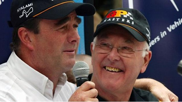 Formula 1 - Commentator Murray Walker diagnosed with cancer