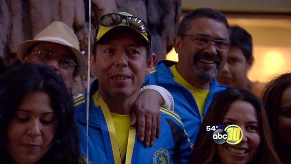 Valley runners return home from Boston