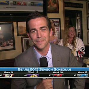 NFL Media's Albert Breer analyzes the Chicago Bears' schedule