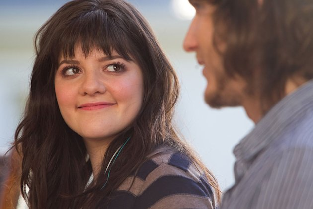 Madeleine Martin as Becca and Scott Michael Foster as Tyler in &quot;Californication.&quot; 