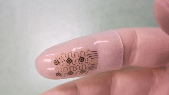 Wearable Electronics Pave Way for Smart Surgeon Gloves