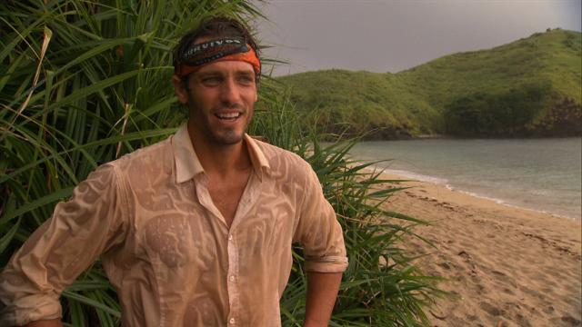 Survivor: Caramoan - I'm Relieved