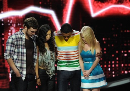 American Idol Top 4 Results …