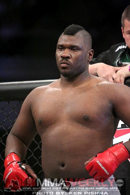 Brett Rogers vs. Eric Prindle Bellator 93 Heavyweigh Tilt Scrapped