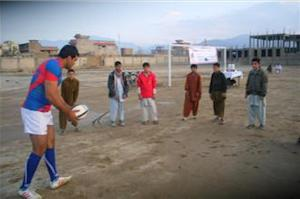 Sport as a tool for peace