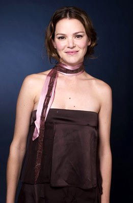 Jacinda Barrett Movieline's Hollywood Life's 3rd Annual Breakthrough of the Year Awards - 11/16/2003