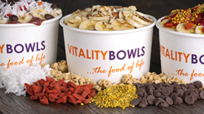 Açai Bowl Purveyors Vitality Bowls Kick Off Massive Bay Area Expansion
