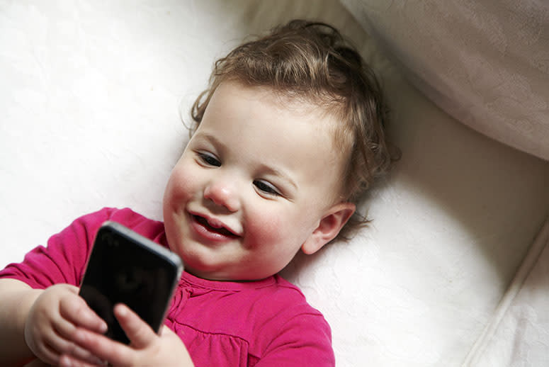 Tablets Over Toys: Alarming Number of Parents Give Mobile Devices to Babies