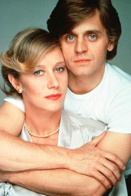 Helen Mirren and Mikhail Baryshnikov in Columbia Pictures' White Nights