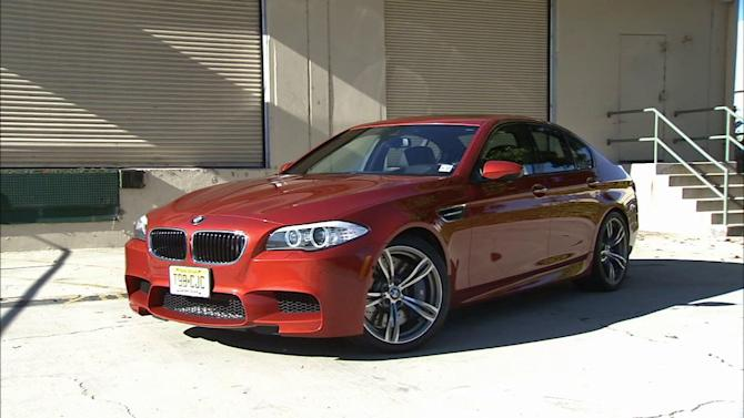 BMW increasing their green efforts with the 2013 BMW M5