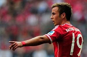 Gotze looking forward to pending Lewandowski arrival