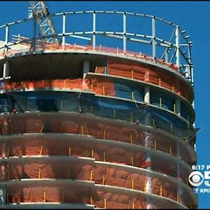 Glass Shortage Impacting San Francisco's Skyline