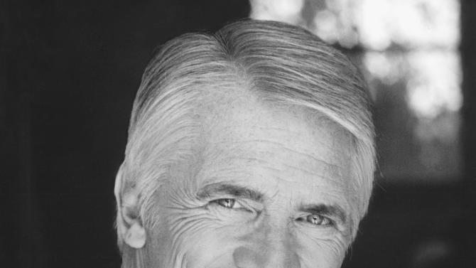 """This undated photo released by Katherine Thorp shows Chad Everett, the star of the 1970s TV series """"Medical Center."""" Everett, who went on to appear in such films and shows as """"Mulholland Drive"""" and """"Melrose Place,"""" died Tuesday, July 24, 2012. He was 75. (AP Photo/Courtesy Katherine Thorp)"""