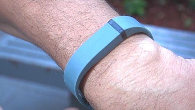 Lose weight with new FitBit Flex