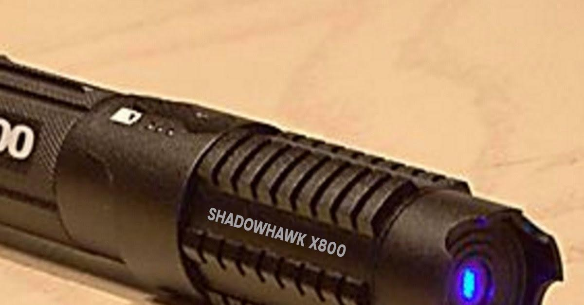 Navy Seal Flashlight Should Be Banned From Public?