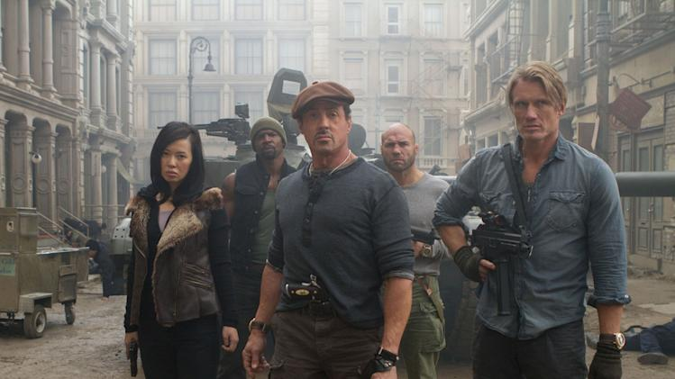 The Expendables 2 Stills