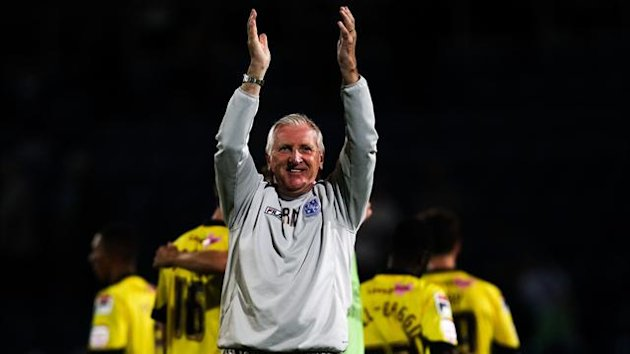 Ronnie Moore, Tranmere manager (PA Photos)