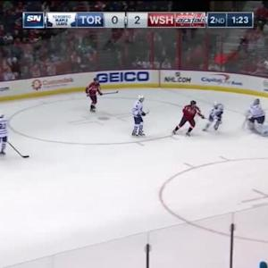 James Reimer Save on John Carlson (18:39/2nd)