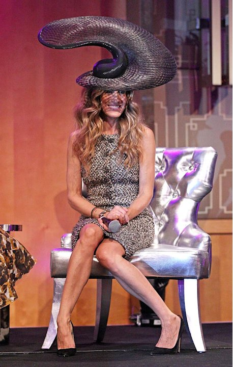 Sarah Jessica Parker Ladies Luncheon At Crown Palaladium