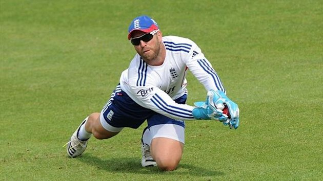 Matt Prior says England's only crime is not playing as well as they can do