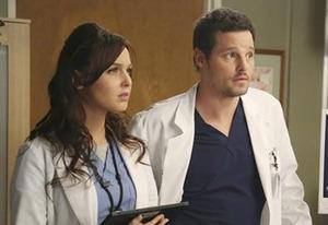 Camilla Luddington, Justin Chambers   | Photo Credits: Richard Cartwright/ABC