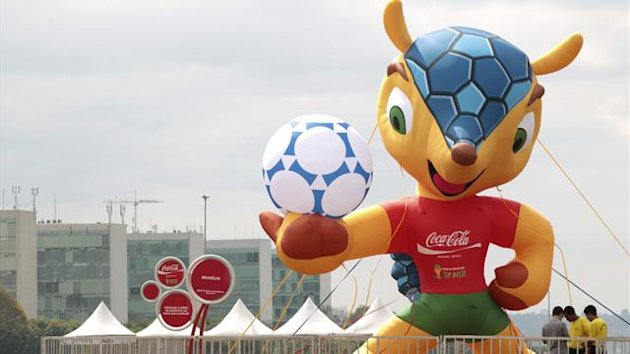 Brazil World Cup mascot