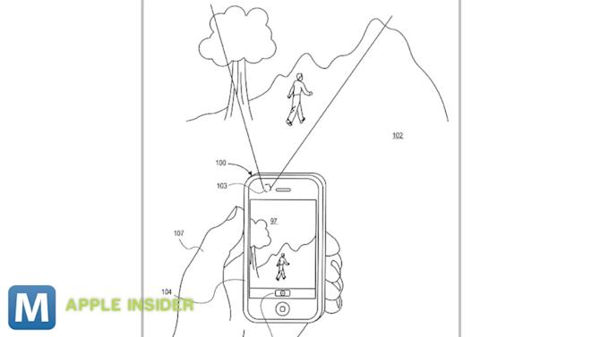 Apple Patents System to Combat Camera Shake