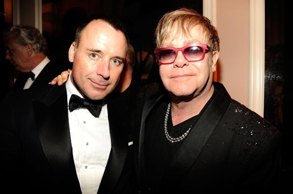 Elton John and David Furnish Welcome Second Son