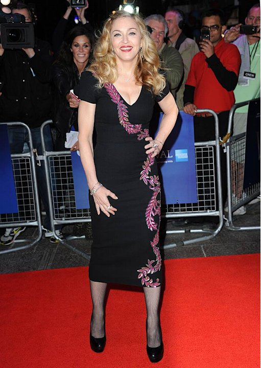 Madonna BFI London Film Festival