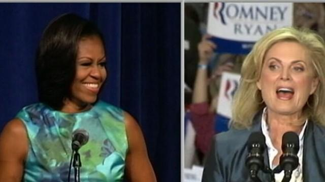 Race for the White House: Candidates' Spouses' Approval Ratings Rise