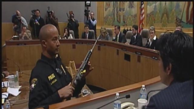 Firearms experts highlight safety