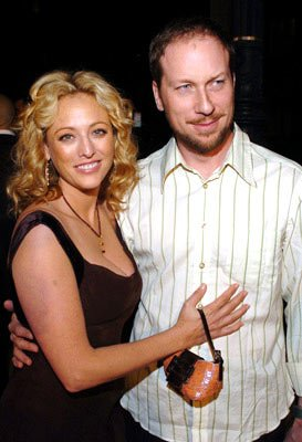 Virginia Madsen and Rolfe Kent at the Beverly Hills premiere of Fox Searchlight's Sideways
