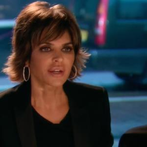 Lisa Rinna Warns Kim Richards Not To Mess With Her Husband