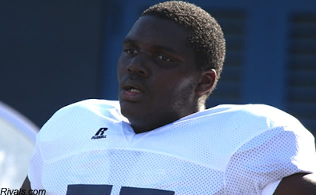 Cochran offensive lineman Aaron Colony — Rivals.com