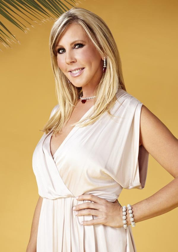 Real housewives star vicki gunvalson to be first time grandmother
