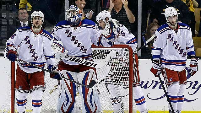 Rangers must focus on offensive struggles