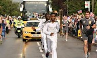 Missing Olympics Torchbearer Is Found