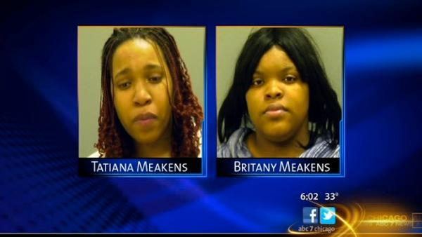 Women charged in fire that killed 2 kids